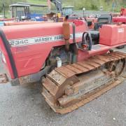 Trattore cingolato Massey Ferguson modello 234 C