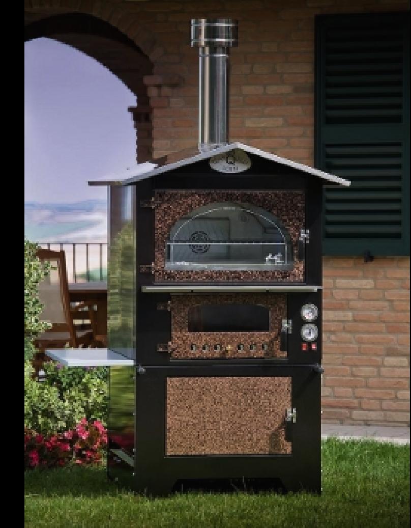 Forni a legna da esterno Tranquilli serie GIOVE | Gruppo Zavalloni