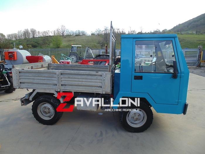 Motoagricola 4 215 4 Ferrante Mod F 113 Usata Gruppo Zavalloni